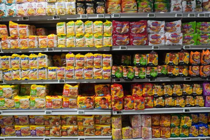 why are instant noodles seen as unhealthy? can we change that?