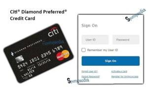 Citi Diamond Preferred Card Login - Manage your Citibank Card Account