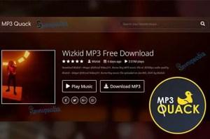 MP3 Quack - Free Mp3 Song Downloads | Quack MP3 Download