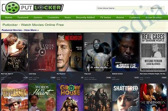PutLocker - illegal Movies Watch Online Free Website