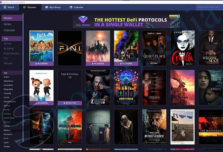 Stremio - Watch Movies & TV Series Online on Stremio.com
