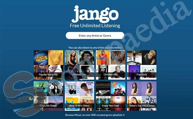 Jango: Free Online Music Streaming Site - Internet Radio