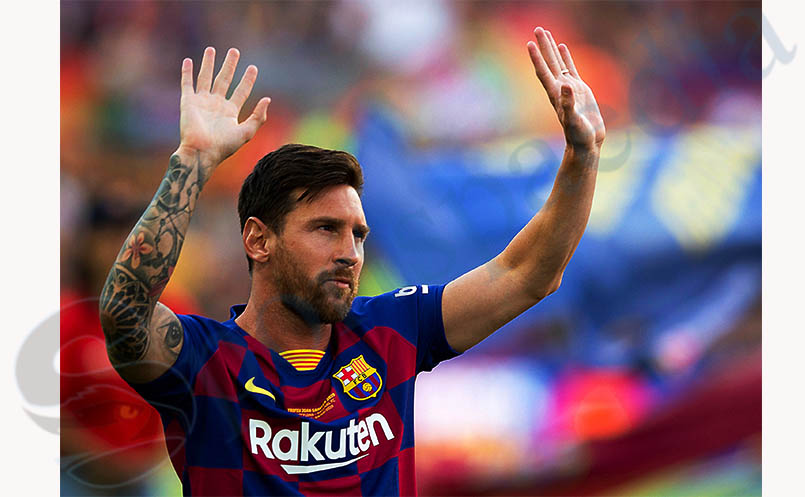 LATEST NEWS | Leo#Messiwill not continue with FC Barcelona