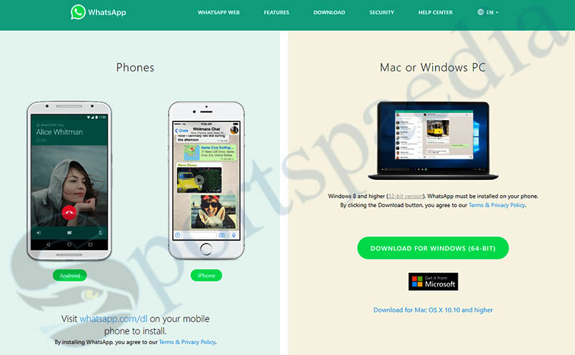 WhatsApp Download & Install for Mobile and Desktop Devices