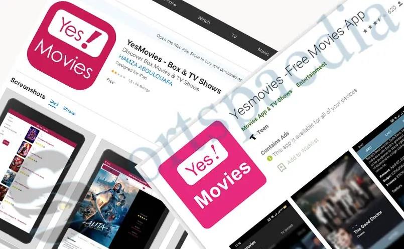 YesMovies App - Free Movies App Download | App on Google Play & Apple Store