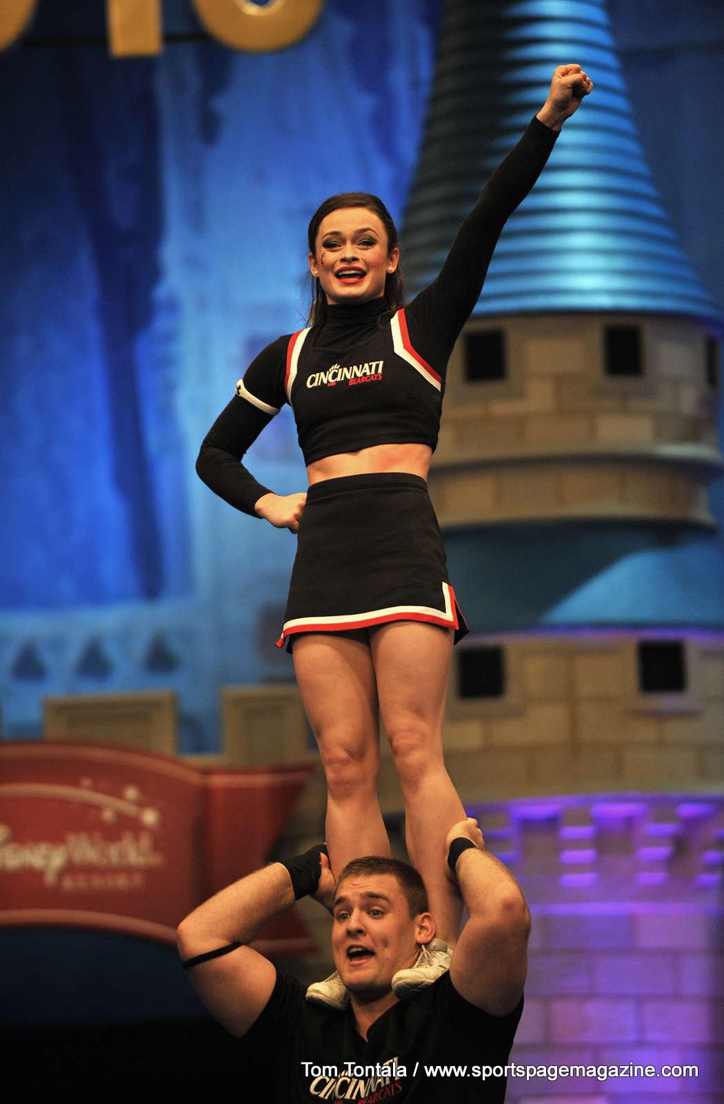 Gallery NCAA Cheerleading UCA College Championships
