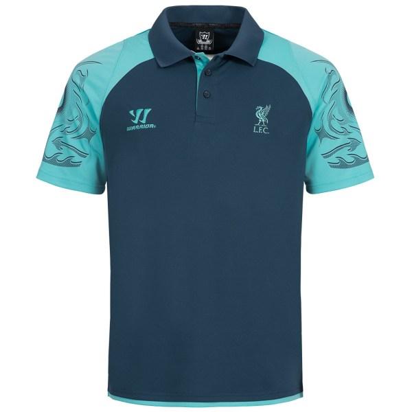 Liverpool Fc Freizeit Polo-shirt Warrior Premier League