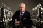 """The Captain"", Roger Penske. Photo: Penske Racing Twitter."