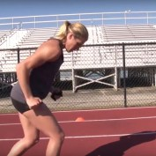Hand Weights for Soccer Speed and Quickness Training