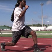 Training Lateral Resistance (fast twitch) for Speed and Quickness
