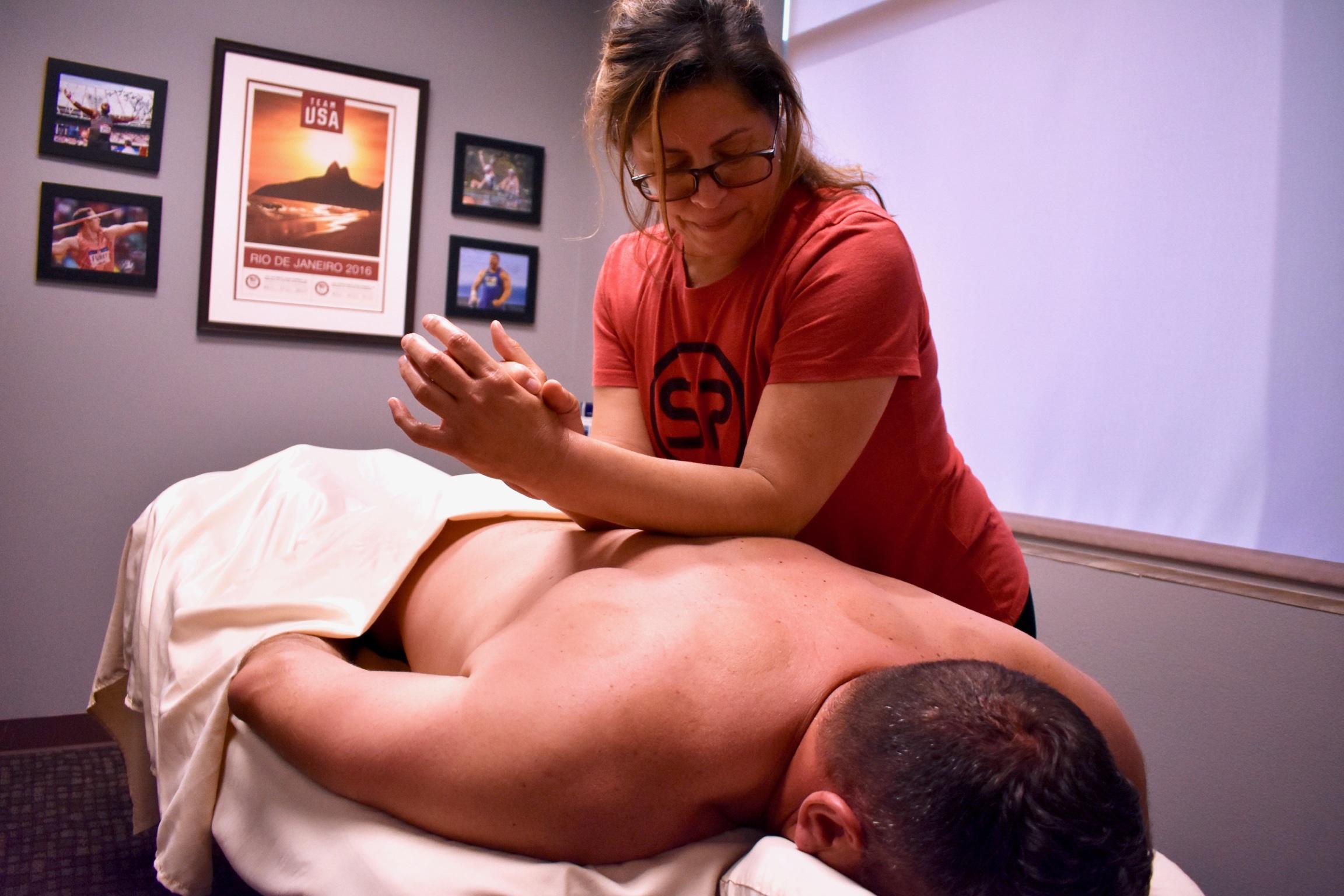 Massage Therapy in Chula Vista