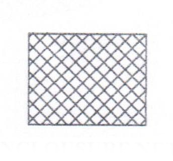 Enclosure Netting for the 13' SPORTSPOWER Model TR-1313-PB