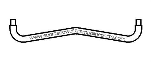 Leg Base for the 14' Jumpzone Sportspower Model YSLJZOG1021