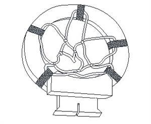Basketball Hoop for TR-15SF-BSK