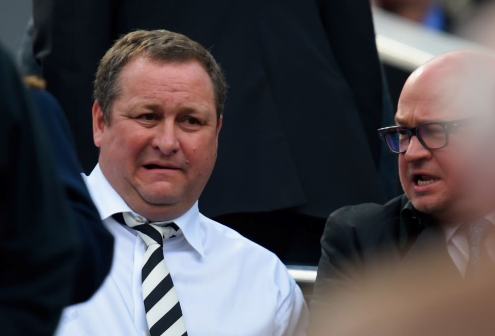 Government's debt, according to treasury department data that disclosed the country's holdings for the first time in over 40 years. Report: Newcastle's UK£300m Saudi takeover in doubt amid ...