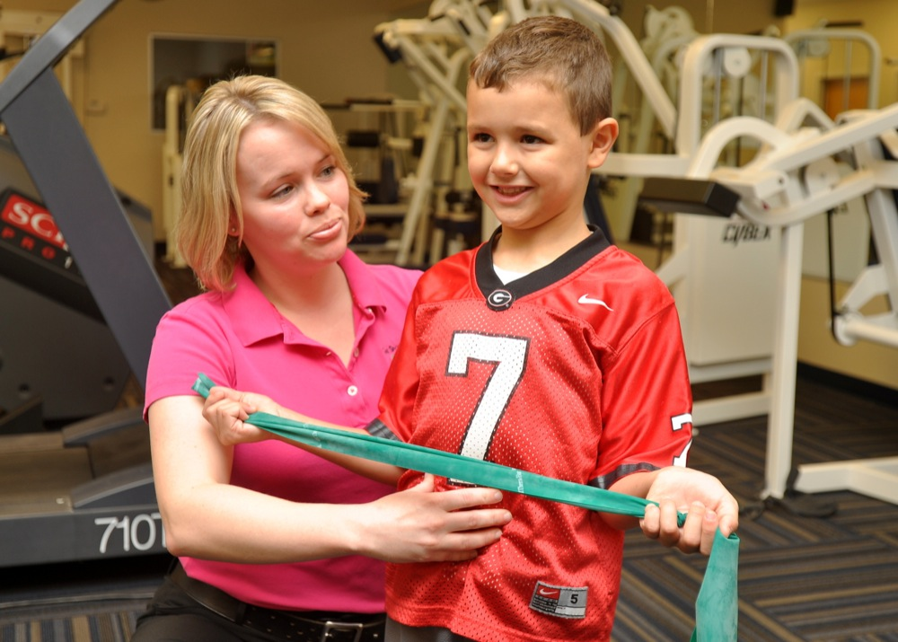 Pediatric Physical Therapy  Sports Rehab Center