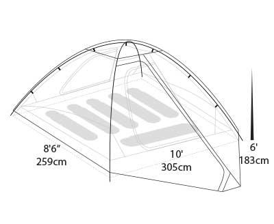 eureka-equinox-6-tent-specs  sc 1 st  Sports Rent & eureka-equinox-6-tent-specs - Sports Rent