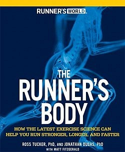 The Runner's Body (book cover)