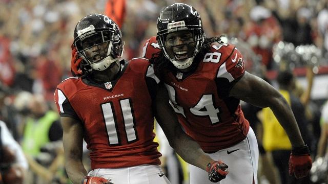 Atlanta Falcons Position Preview: Wide Receivers ...  Julio