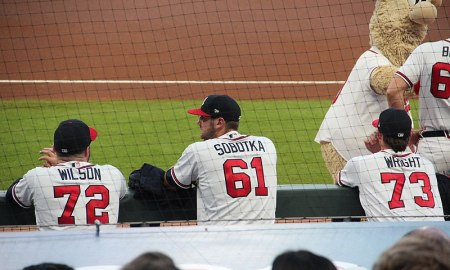 800px-Bryse_Wilson_Chad_Sobotka_Kyle_Wright_in_dugout_Sept_18_2018
