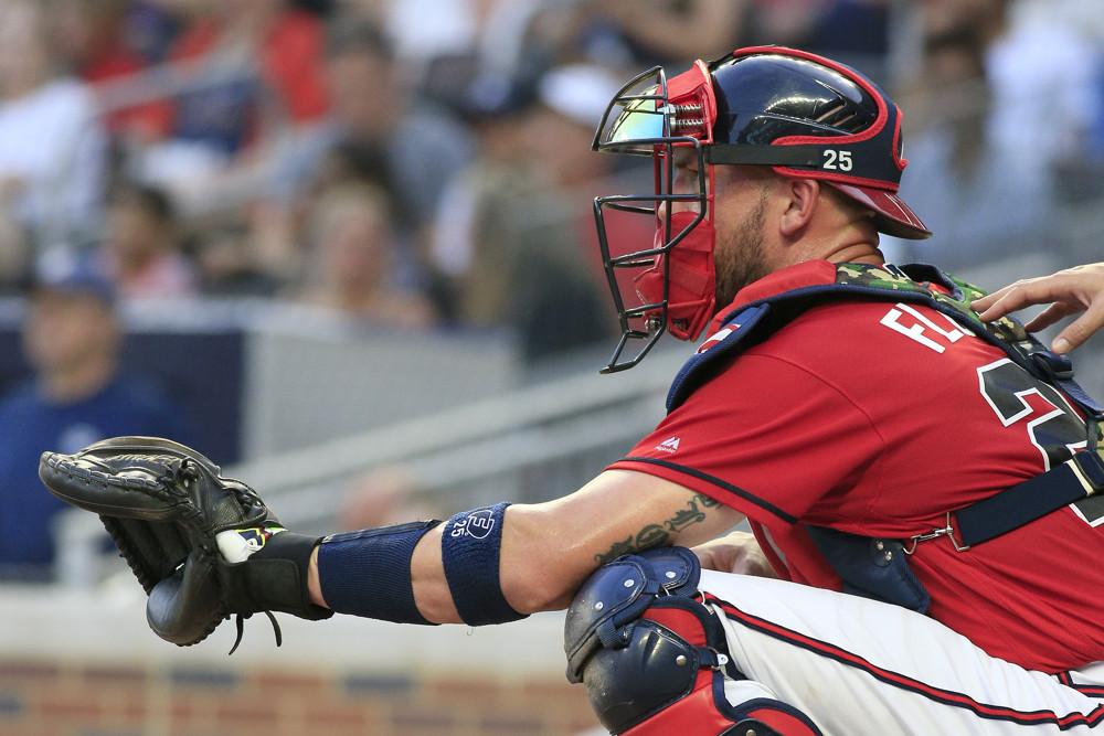 Braves 2020 Position Ranks: Catcher