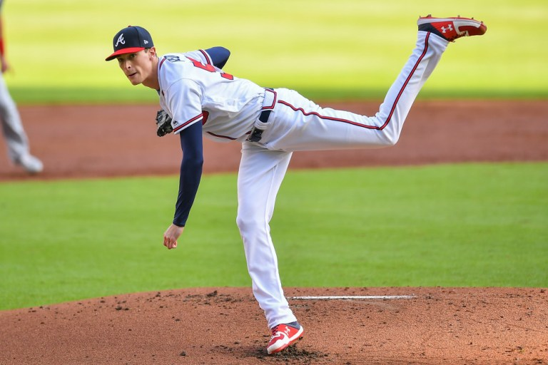 Braves pitchers who are due for positive regression