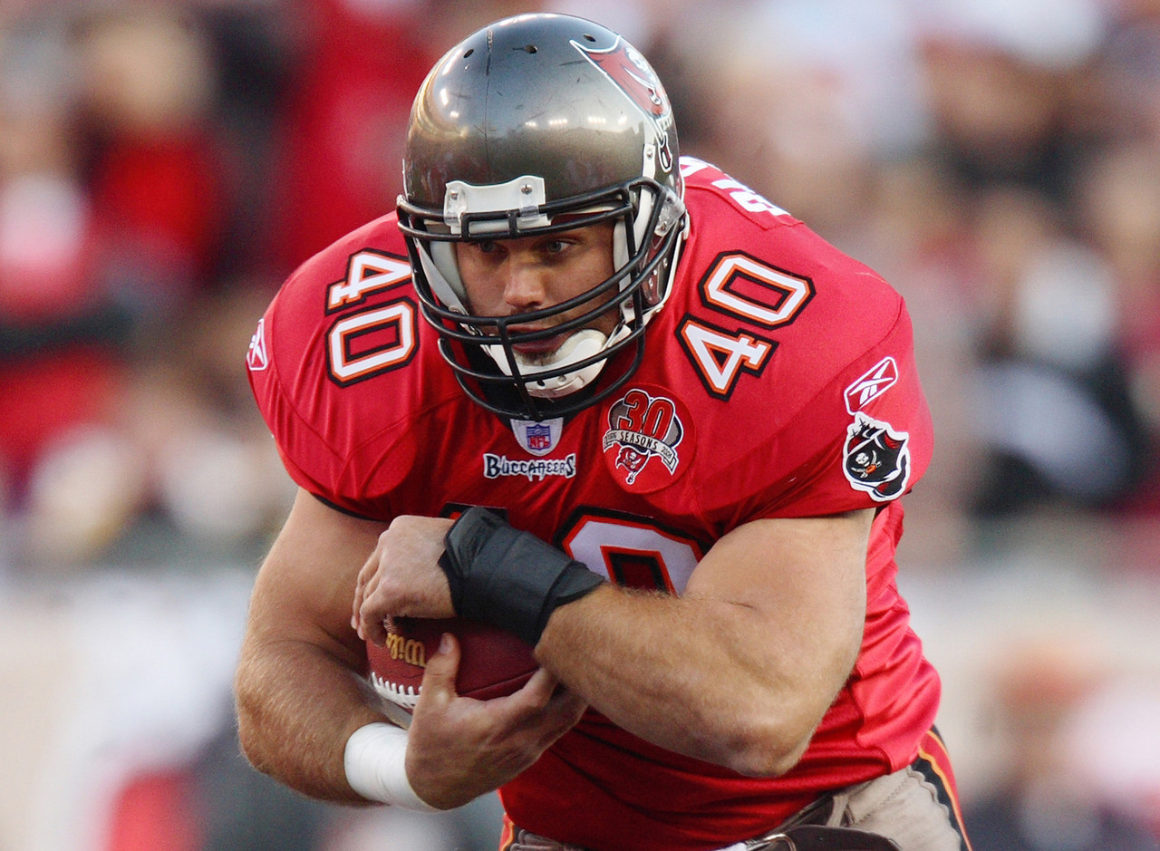 Mike Alstott Will Announce Bucs' Second-Round Draft Pick ...