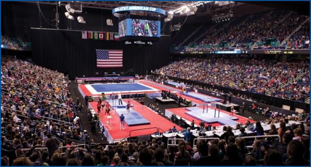 Photo courtesy of John Cheng/USA Gymnastics