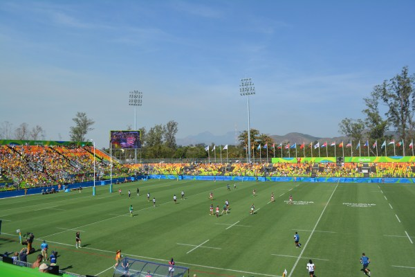 Rugby sevens.