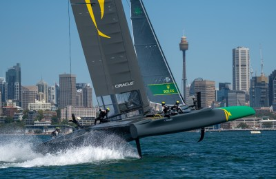 SailGP Expands to Eight Events for 2021 Season