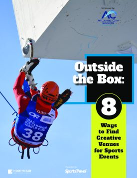 As you look to plan future events, follow this guide to discover eight ways to find creative venues for sports events