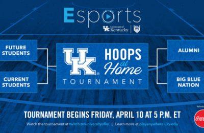 Kentucky, Gen.G. Organizing 64-Team Esports Tournament