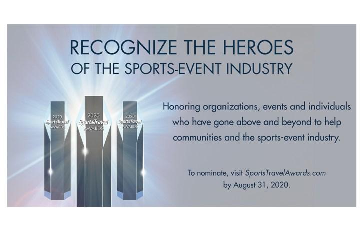 Nominations Open for 2020 SportsTravel Awards