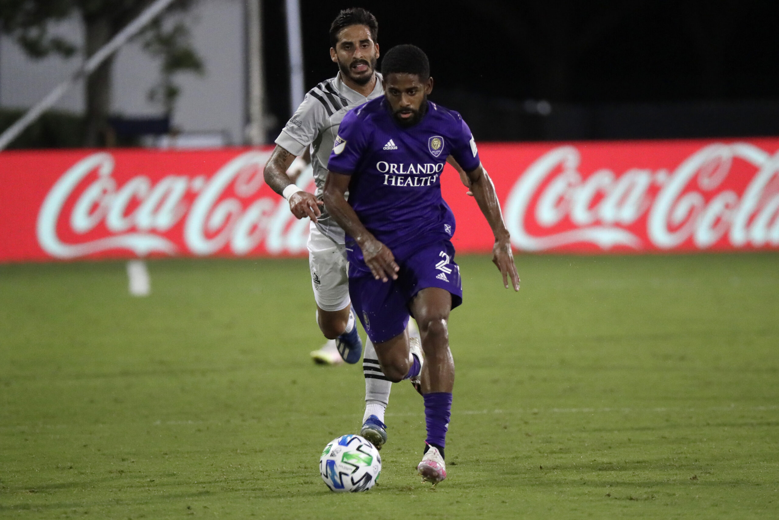 MLS Impact Orlando City Soccer