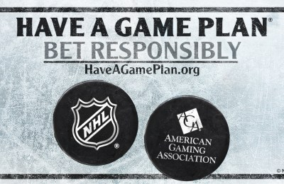 NHL Partners with American Gaming Association on Sports-Betting Campaign