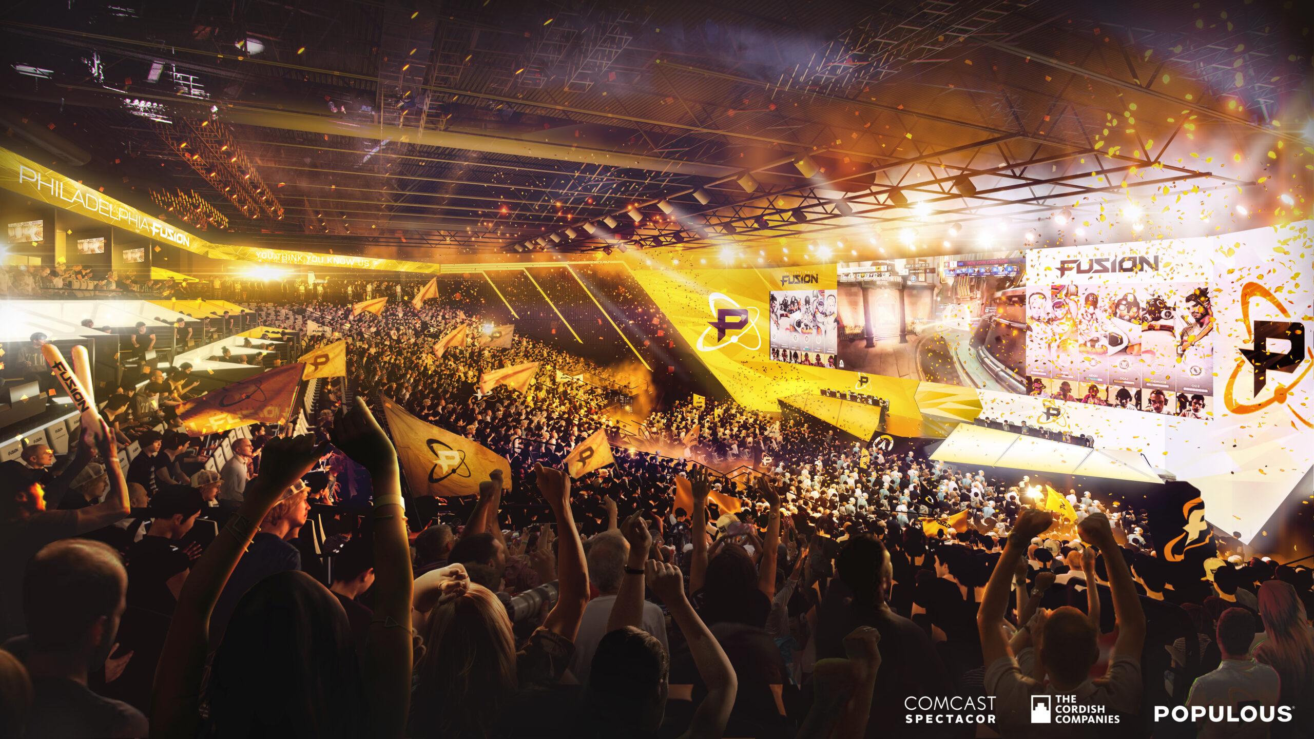 Fusion Arena Bowl