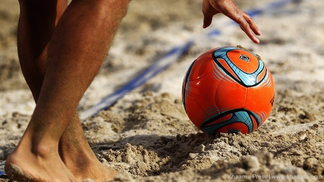 beach soccer 36 minutes play  live stream football video free online