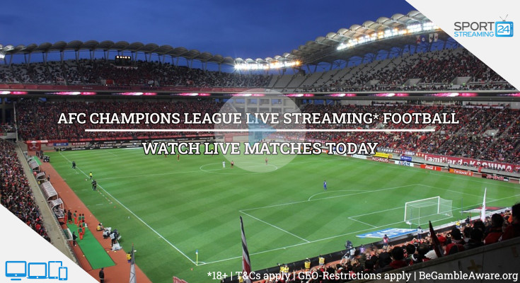 AFC Champions League football live streaming online free video