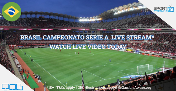 Campeonato Brasileiro Série A football live streaming online free video (Watch Brazil soccer)