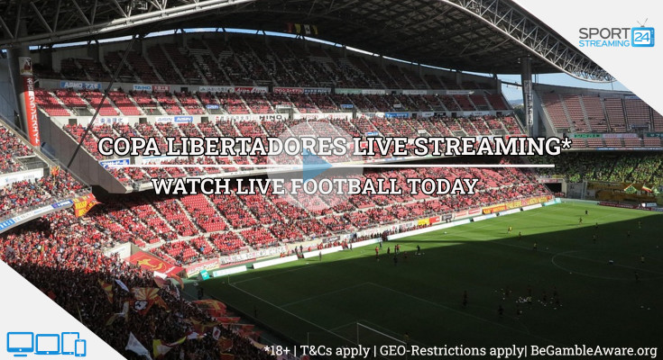 Copa Libertadores football live streaming online free video matches tv