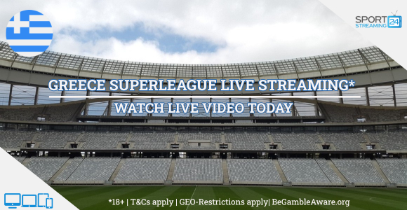 Greek Super League football live streaming online free video (Watch Greek soccer)