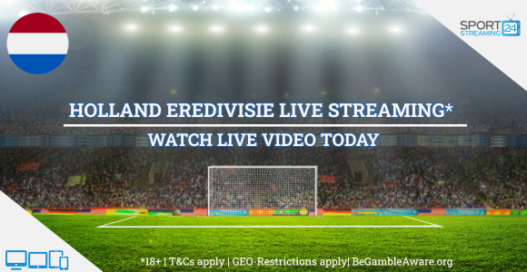 Holland Eredivisie football live streaming online free video (Watch Nederlands soccer)