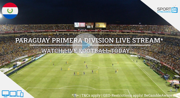 Paraguayan Primera Division football live streaming online free video watch tv