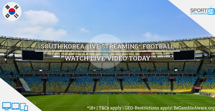 South Korean K League football live streaming online free video (Watch Korea soccer)