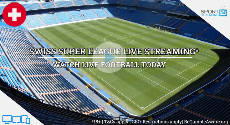 Swiss Super League football live streaming online free video