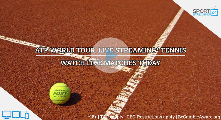 ATP World Tour  Live Streaming tennis online video free