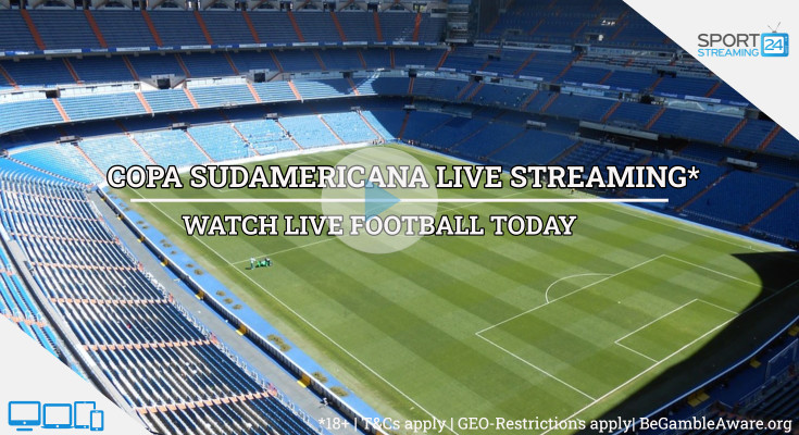 Copa Sudamericana football live streaming online free video matches today