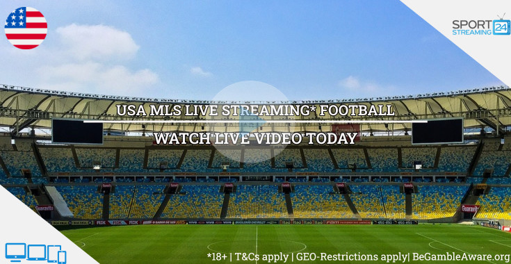 MLS football live streaming online free video (usa soccer)