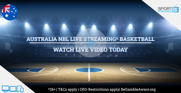 NBL LIve Streaming basketball