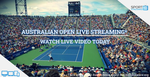 Australian Open Live Streaming tennis tv online video free